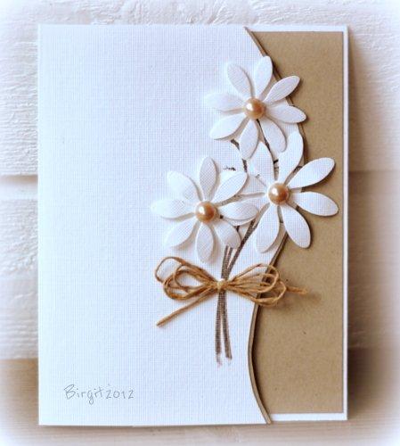 Милые открытки своими руками