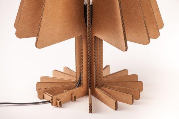 Как Как сделать настольную ламКак сделать мебельный