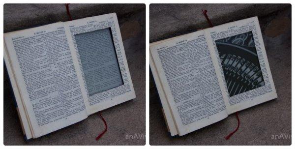 Обложки для электронных книг своими руками